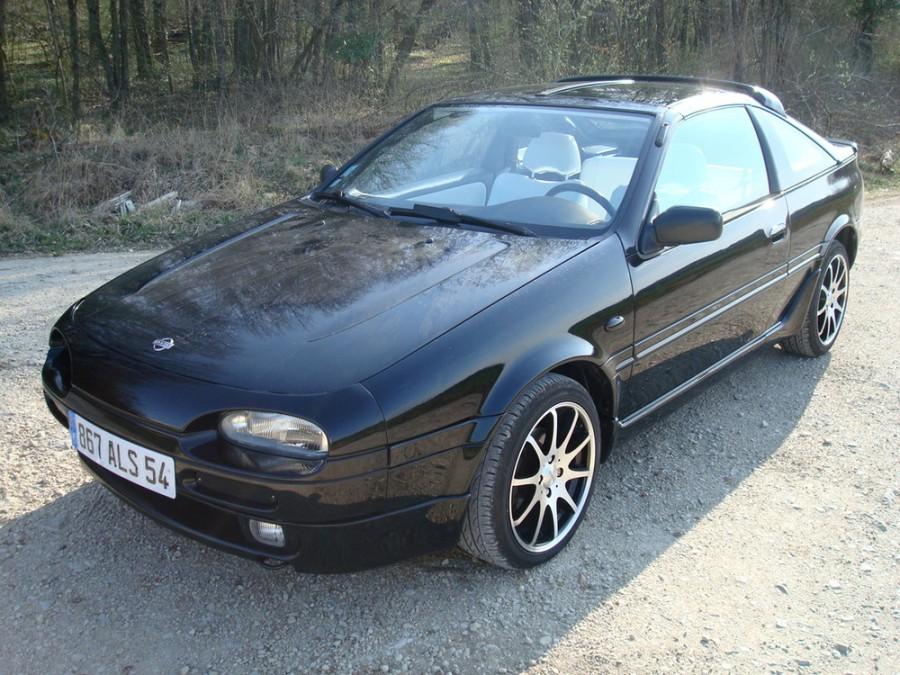 Nissan 100NX купе, 1990–1996, B13 - отзывы, фото и характеристики на Car.ru
