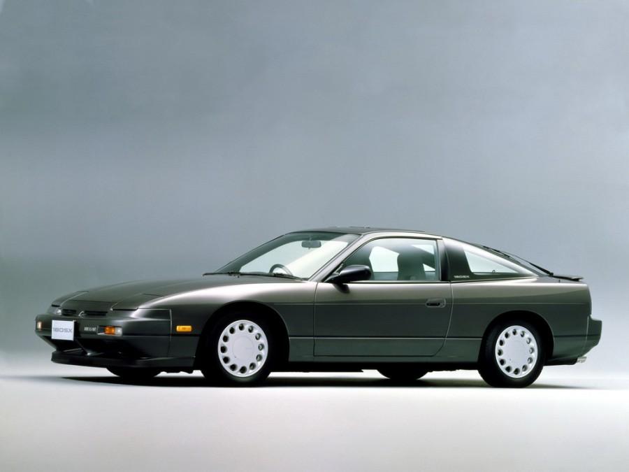 Nissan 180SX лифтбэк, 1988–1991, RPS13 - отзывы, фото и характеристики на Car.ru
