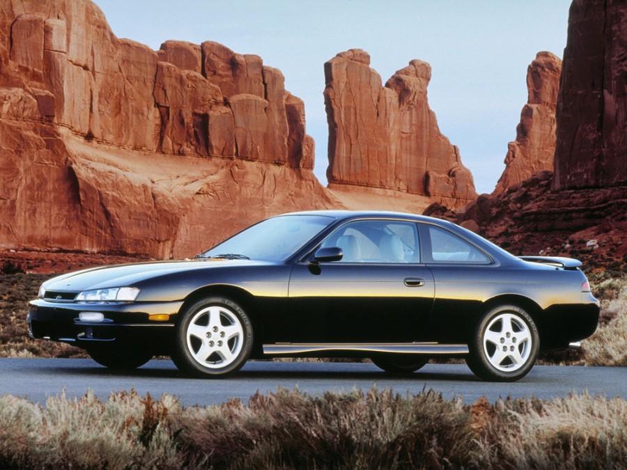 Nissan 240SX купе, 1997–1998, S14a - отзывы, фото и характеристики на Car.ru