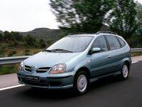 Nissan Almera Tino, V10, Минивэн, 2000–2006