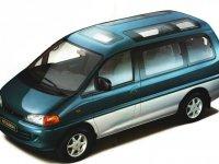 Mitsubishi Space Gear, 1 поколение, Минивэн, 1994–1997