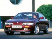 Nissan 200SX, S14, Купе, 1993–2000
