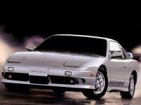 Nissan 180SX, RPS13 [2-й рестайлинг], Лифтбэк, 1996–1999