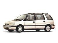 Mitsubishi Space Wagon, Typ N30/N40, Минивэн, 1991–1998