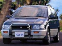 Mitsubishi RVR, 1 поколение, Кроссовер 5-дв., 1991–1997
