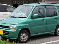 Mitsubishi Toppo, BJ, Хетчбэк, 1998–2016