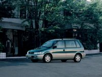 Mitsubishi Space Runner, 1 поколение [рестайлинг], Минивэн, 1995–1999