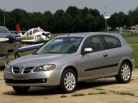 Nissan Almera, N16 [рестайлинг], Хетчбэк 3-дв., 2003–2006