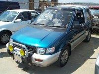 Mitsubishi RVR, 1 поколение, Кроссовер 3-дв., 1991–1997