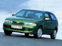 Nissan Almera, N15 [рестайлинг], Хетчбэк 3-дв., 1998–2000