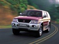 Mitsubishi Pajero Sport, 1 поколение, Внедорожник, 1996–2005