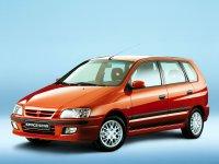 Mitsubishi Space Star, 1 поколение, Минивэн, 1998–2002