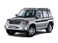 Mitsubishi Pajero Pinin, 1 поколение, Внедорожник 5-дв., 1998–2006