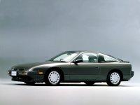 Nissan 180SX, RPS13, Лифтбэк, 1988–1991