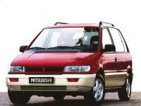Mitsubishi Space Runner, 1 поколение, Минивэн, 1991–1995