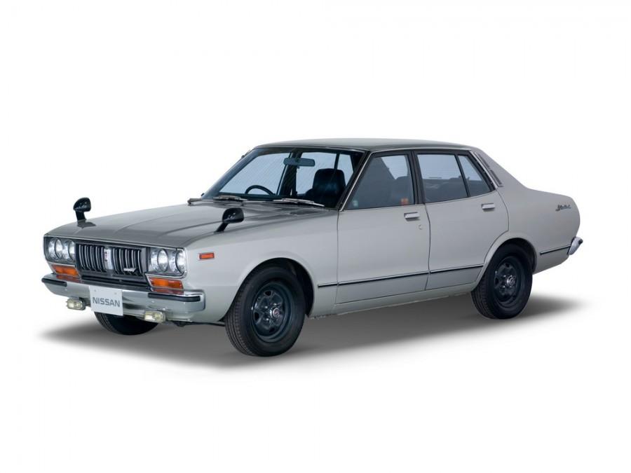 Nissan Bluebird седан, 1976–1978, 810 - отзывы, фото и характеристики на Car.ru