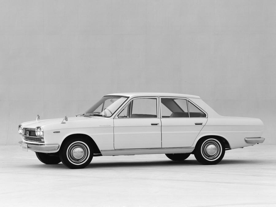 Nissan Cedric седан, 1967–1968, 130 [2-й рестайлинг] - отзывы, фото и характеристики на Car.ru