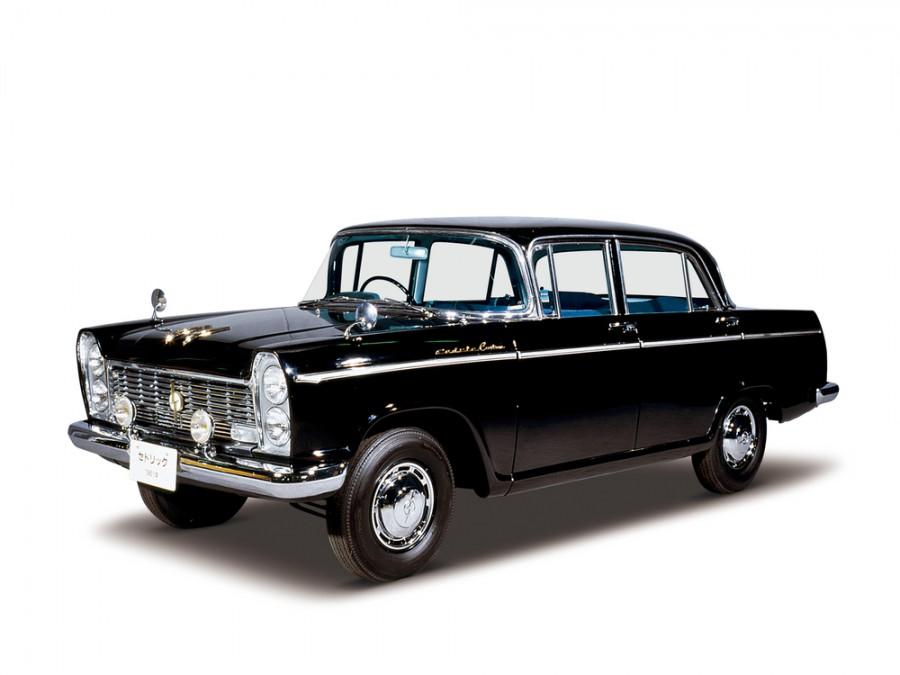 Nissan Cedric Special Mark I седан 4-дв., 1962–1971, 31 [рестайлинг] - отзывы, фото и характеристики на Car.ru