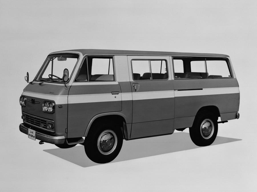 Nissan Caball микроавтобус, C140 - отзывы, фото и характеристики на Car.ru