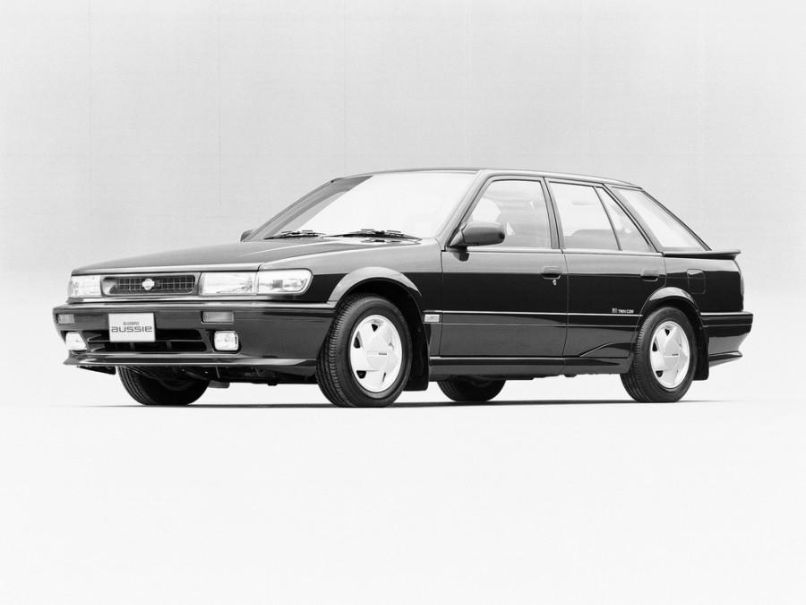 Nissan Bluebird Aussie хетчбэк, 1987–1991, U12 - отзывы, фото и характеристики на Car.ru