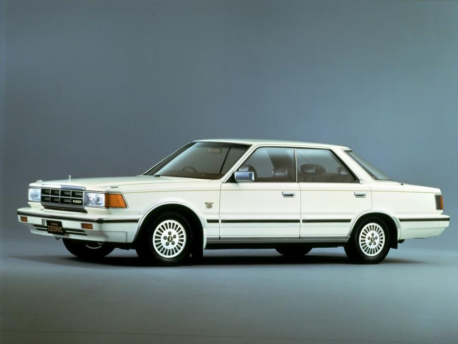 Nissan Cedric хардтоп, 1983–1985, Y30 - отзывы, фото и характеристики на Car.ru
