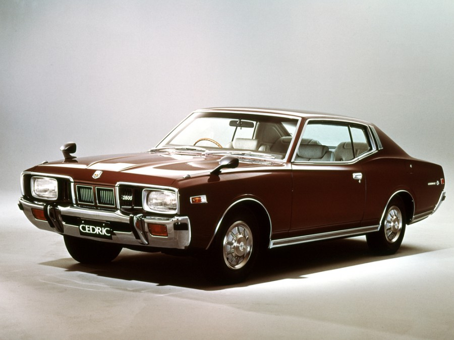 Nissan Cedric купе, 1975–1979, 330 - отзывы, фото и характеристики на Car.ru