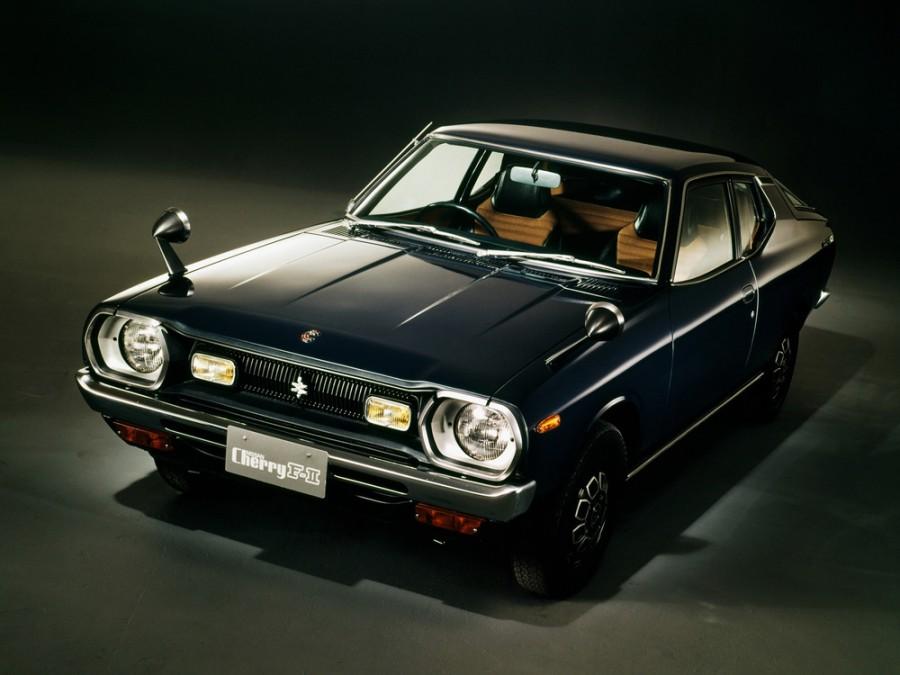 Nissan Cherry хетчбэк, 1974–1978, F10 - отзывы, фото и характеристики на Car.ru