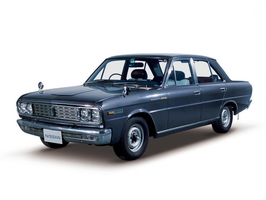 Nissan Cedric Special Mark III седан 4-дв., 1962–1971, 31 [рестайлинг] - отзывы, фото и характеристики на Car.ru