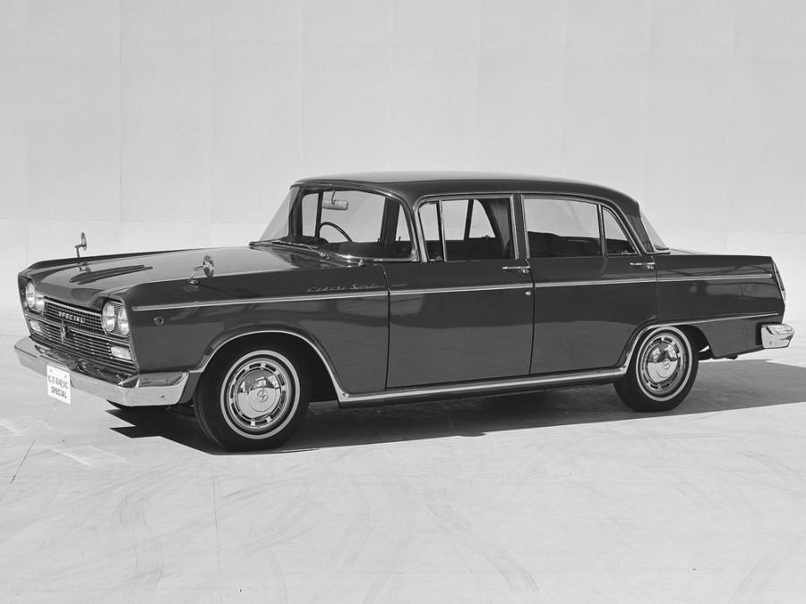 Nissan Cedric седан 4-дв., 1962–1971, 31 [рестайлинг] - отзывы, фото и характеристики на Car.ru