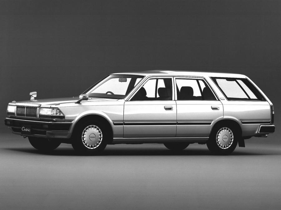 Nissan Cedric универсал, 1984–1999, Y30 [рестайлинг] - отзывы, фото и характеристики на Car.ru