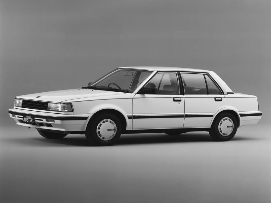 Nissan Auster JX седан, T11 [рестайлинг] - отзывы, фото и характеристики на Car.ru