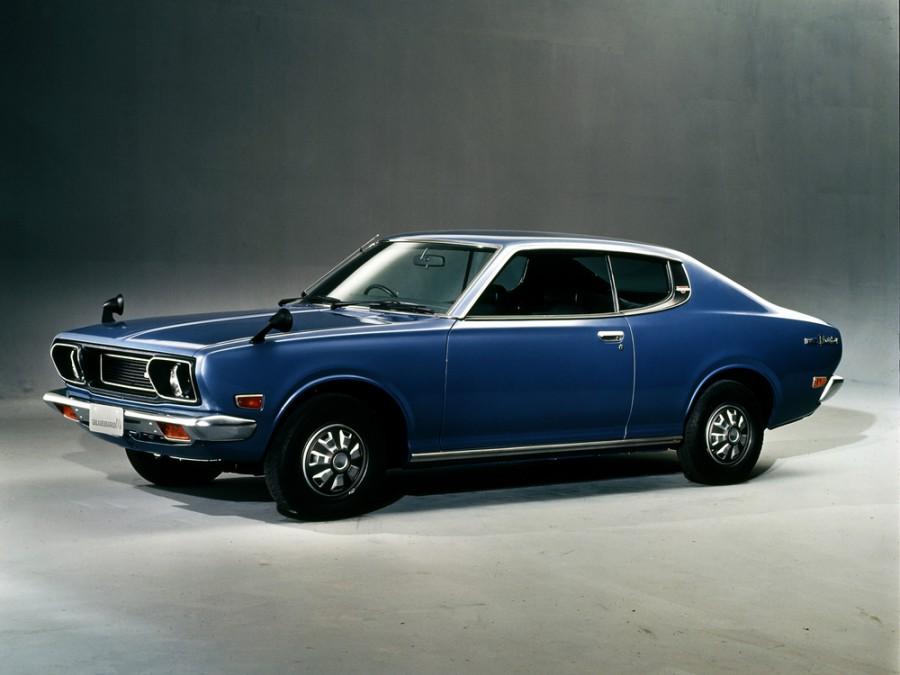 Nissan Bluebird хардтоп, 1971–1973, 610 - отзывы, фото и характеристики на Car.ru