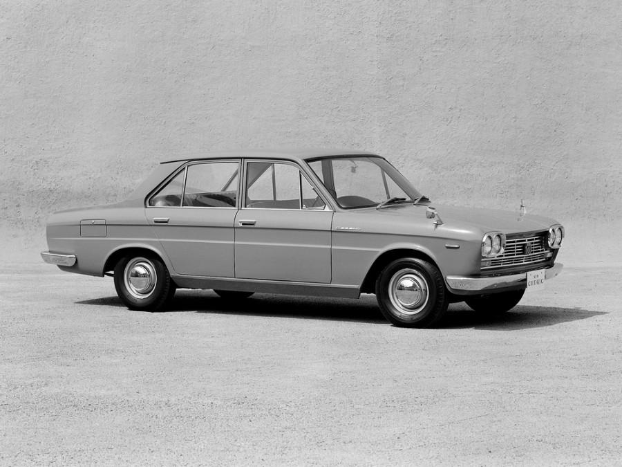Nissan Cedric седан, 1965–1968, 130 - отзывы, фото и характеристики на Car.ru