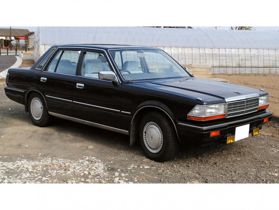 Nissan Cedric седан, 1984–1999, Y30 [рестайлинг] - отзывы, фото и характеристики на Car.ru