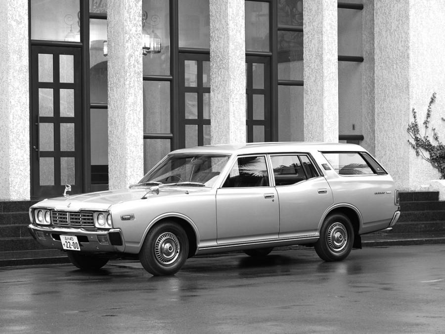 Nissan Cedric универсал, 1975–1979, 330 - отзывы, фото и характеристики на Car.ru