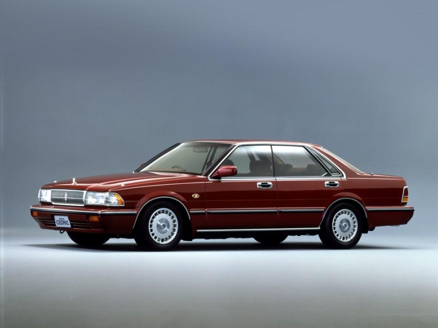 Nissan Cedric хардтоп 4-дв., 1987–2002, Y31 - отзывы, фото и характеристики на Car.ru