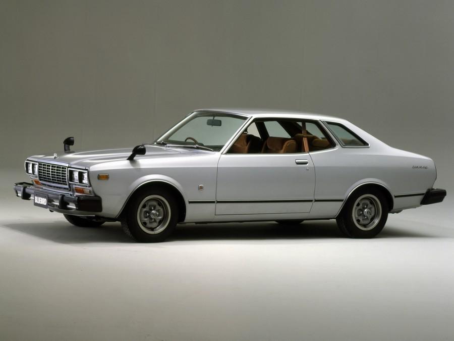 Nissan Bluebird купе, 1978–1979, 810 [рестайлинг] - отзывы, фото и характеристики на Car.ru