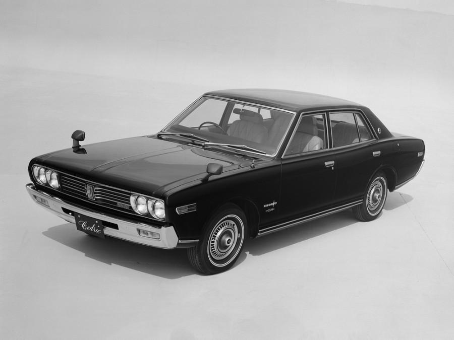 Nissan Cedric седан, 1971–1975, 230 - отзывы, фото и характеристики на Car.ru