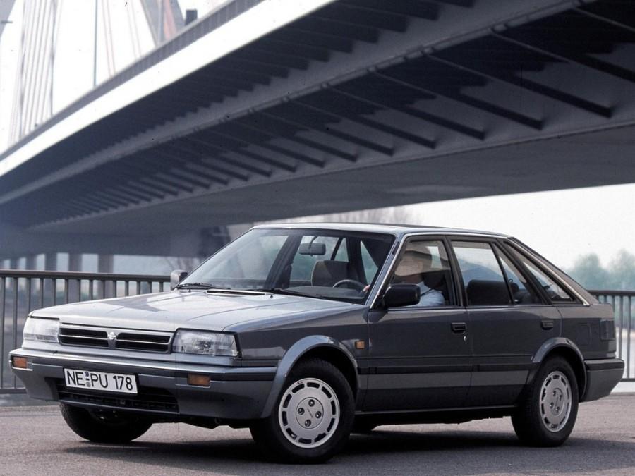 Nissan Bluebird хетчбэк, 1985–1992, T12/T72 [2-й рестайлинг] - отзывы, фото и характеристики на Car.ru