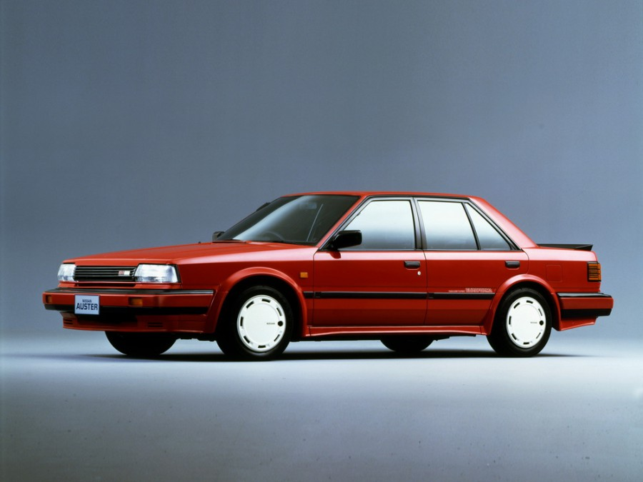 Nissan Auster седан, Т12 - отзывы, фото и характеристики на Car.ru