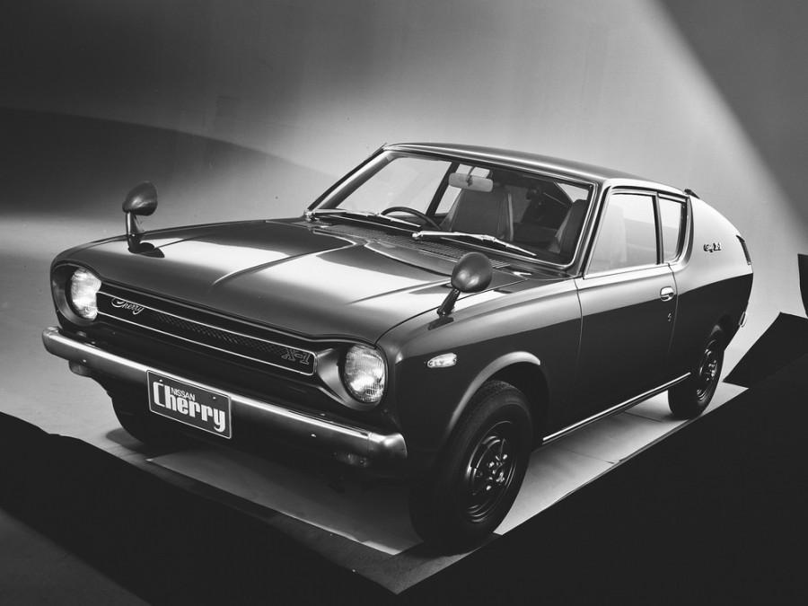 Nissan Cherry лифтбэк, 1970–1974, E10 - отзывы, фото и характеристики на Car.ru