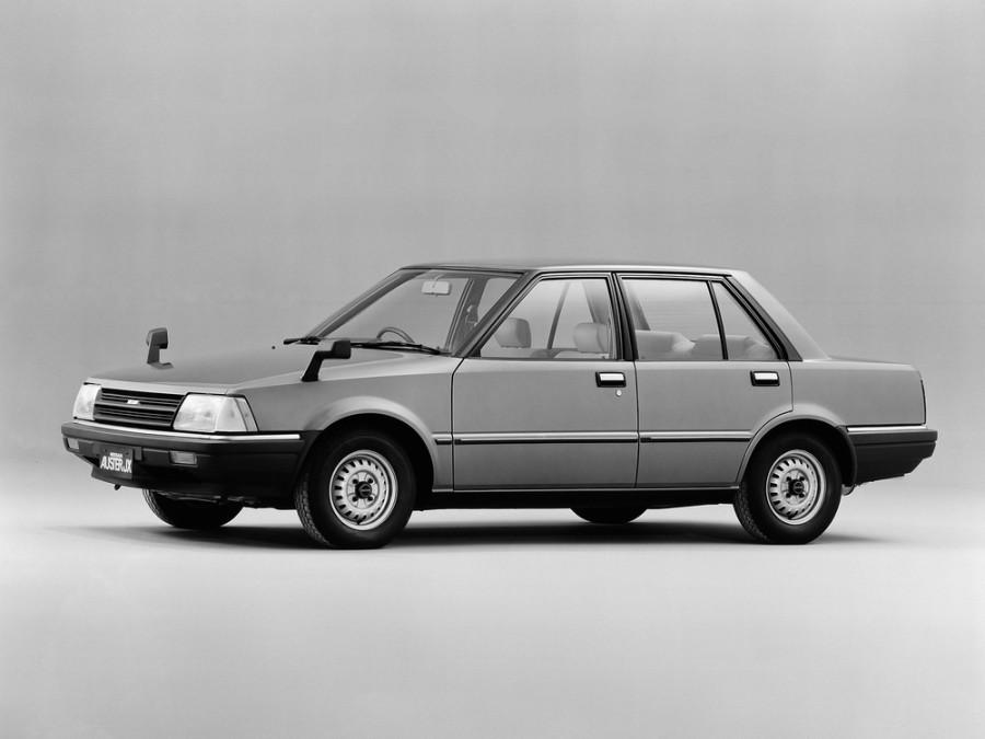 Nissan Auster JX седан, 1981–1983, T11 - отзывы, фото и характеристики на Car.ru