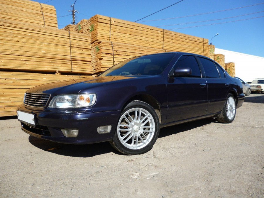 Nissan Cefiro седан, 1997–1998, A32 [рестайлинг] - отзывы, фото и характеристики на Car.ru