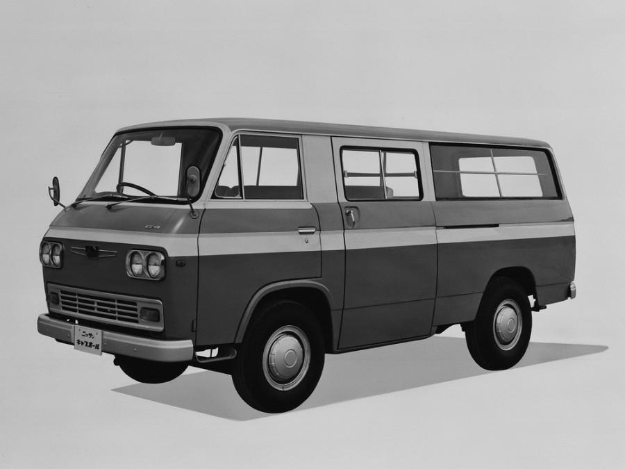 Nissan Caball фургон, C140 - отзывы, фото и характеристики на Car.ru