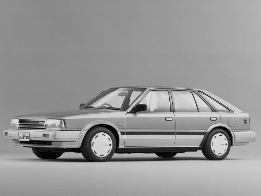 Nissan Auster хетчбэк, Т12 - отзывы, фото и характеристики на Car.ru