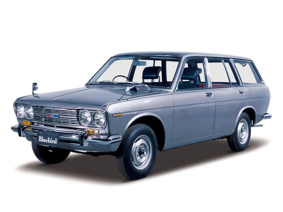 Nissan Bluebird универсал, 1967–1972, 510 - отзывы, фото и характеристики на Car.ru
