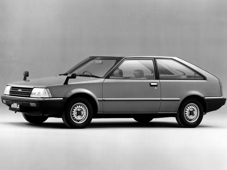 Nissan Auster JX хетчбэк, 1981–1983, T11 - отзывы, фото и характеристики на Car.ru