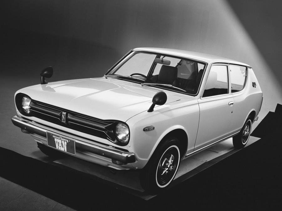 Nissan Cherry универсал, 1970–1974, E10 - отзывы, фото и характеристики на Car.ru