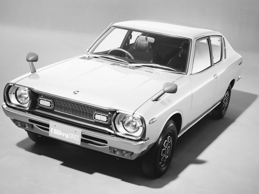 Nissan Cherry седан, 1974–1978, F10 - отзывы, фото и характеристики на Car.ru