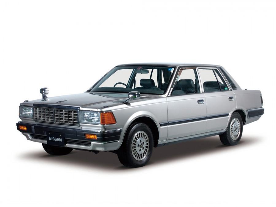 Nissan Cedric седан, 1983–1985, Y30 - отзывы, фото и характеристики на Car.ru
